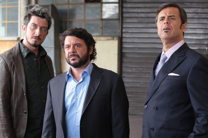 Paolo Ruffini con Lillo e Greg