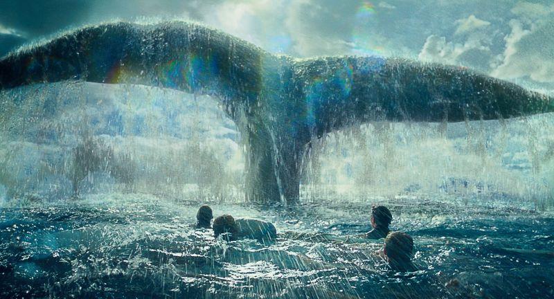...e la Balena (foto © 2015 Warner Bros and Ratpac-Dune)