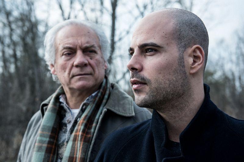 Giorgio Colangeli e Marco D'Amore