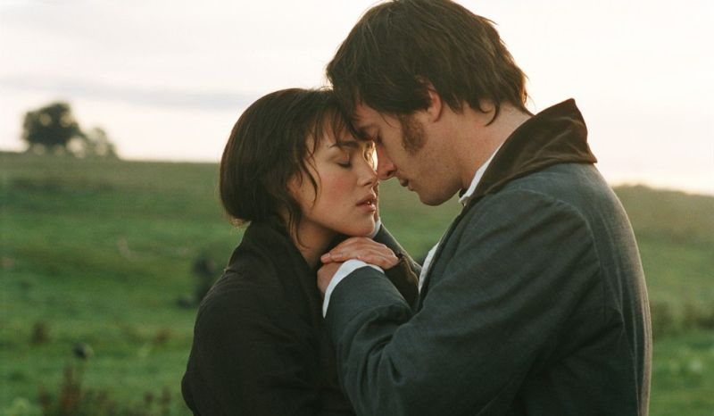Lizzy e Mr. Darcy