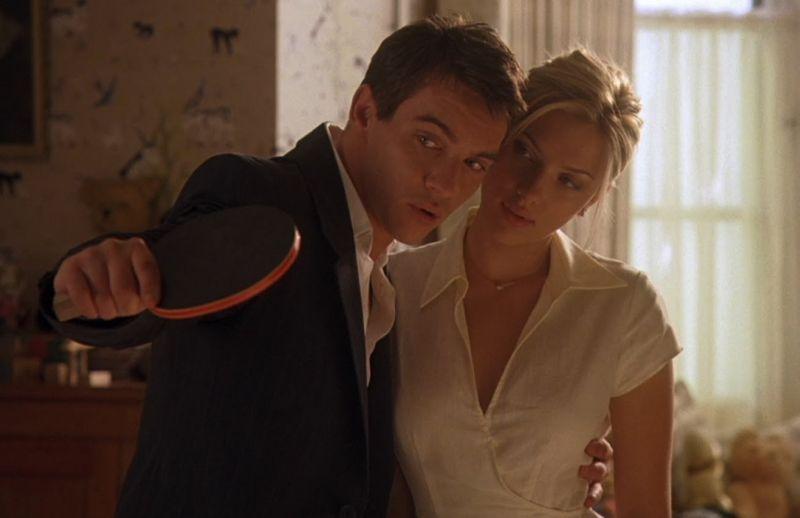 """La coppia R.Meyers-Johansson nello splendido """"Match Point"""" (2005)"""