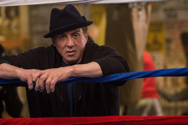 """Sylvester Stallone nominato all'Oscar in """"Creed"""""""
