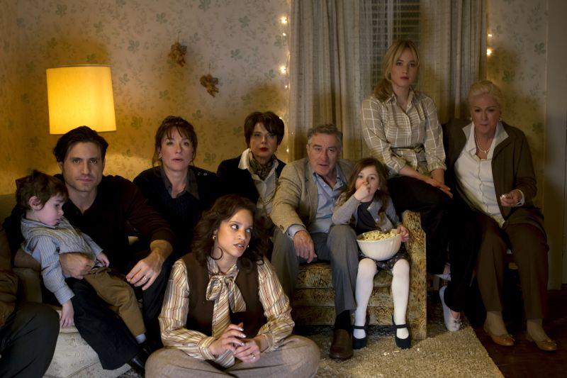 La famiglia Mangano