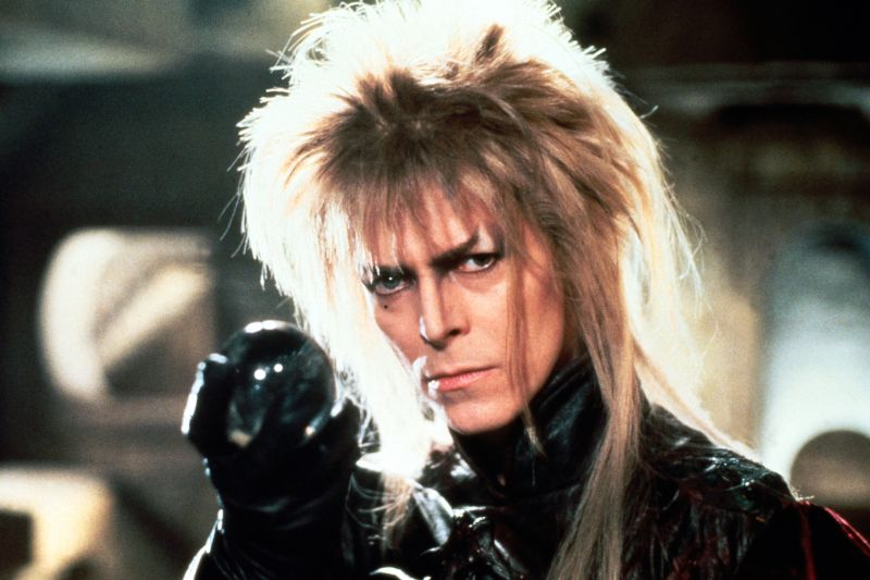 Lo sguardo magnetico di David Bowie