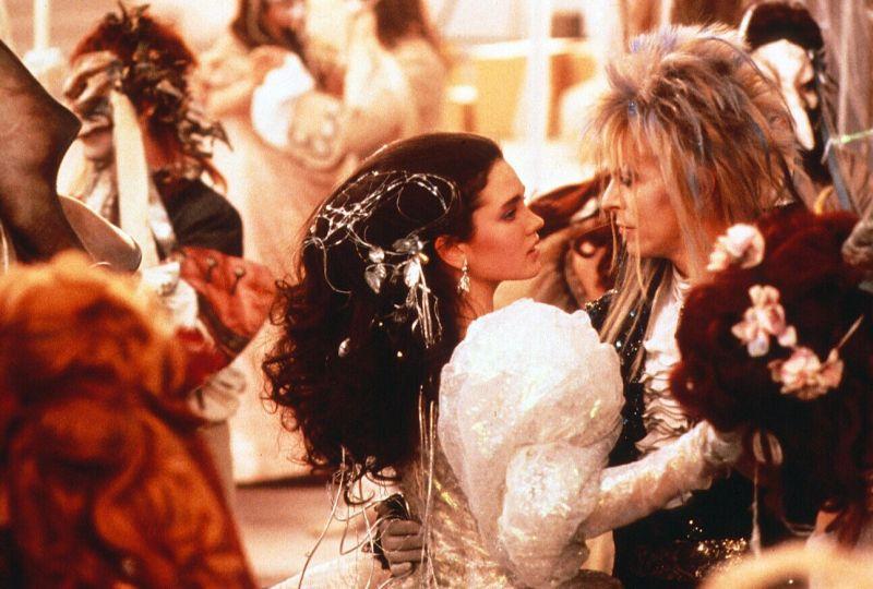 Il memorabile ballo tra Sarah e Jareth