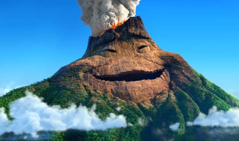 """Lava"" (©2015 Disney•Pixar. All Rights Reserved.)"