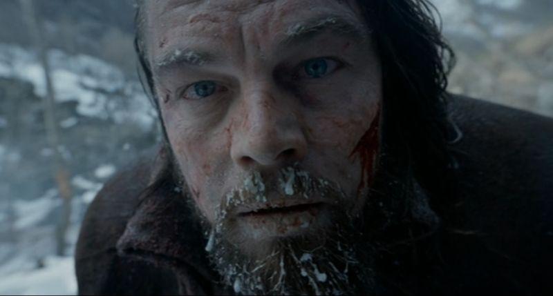 """Il cameralook di Leonardo DiCaprio in """"Revenant - Redivivo"""""""