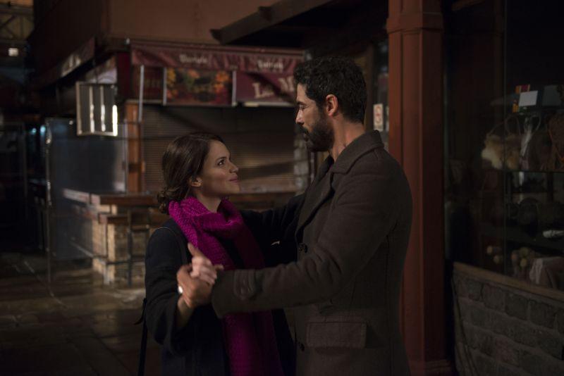 Luz Cipriota e Alessandro Gassmann
