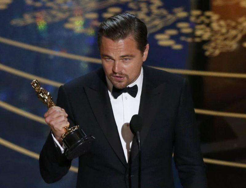 3-Leonardo DiCaprio Oscar 2016