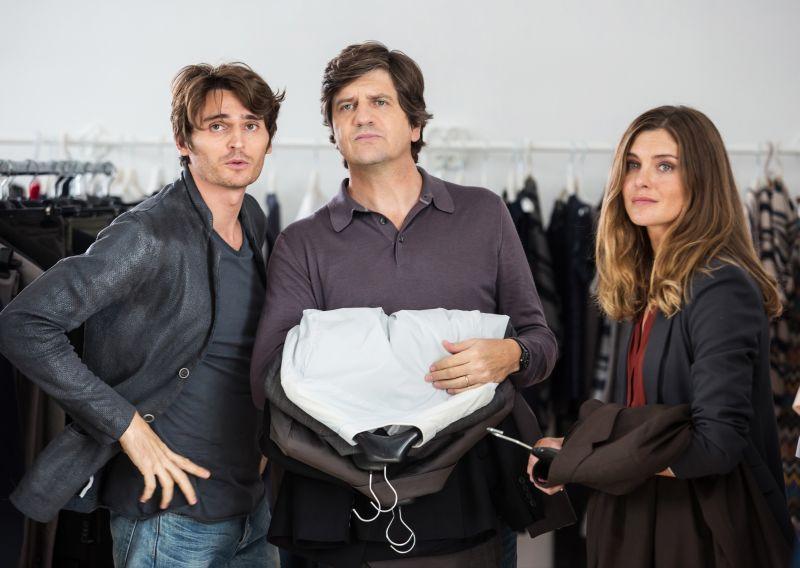 Franco, Antonio e Aurora (foto di Loris T. Zambelli - Photomovie)