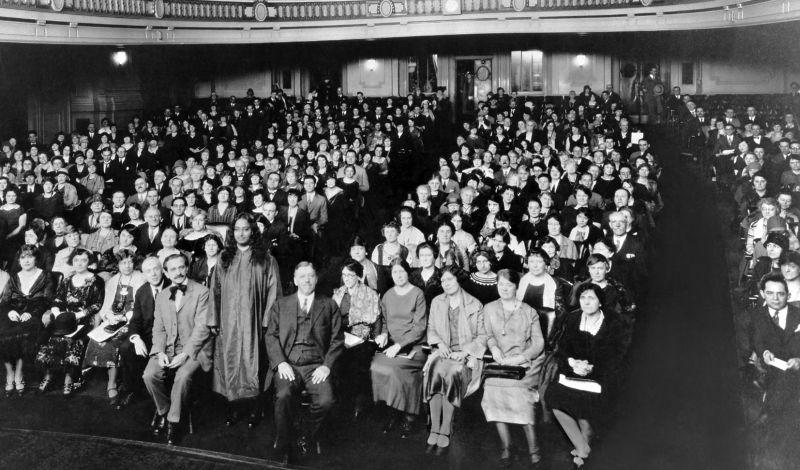 Yogananda in New York City nel 1926