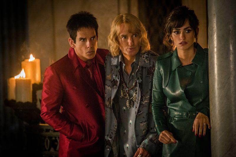 Derek, Hansel e Valentina