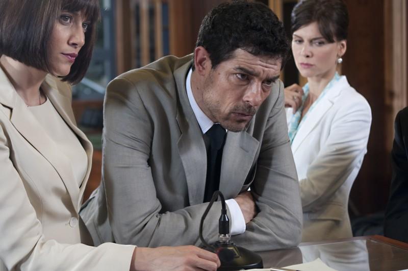"""Con Anna Foglietta e Alessandro Gassmann in """"Ex - Amici Come Prima"""" di Carlo Vanzina"""