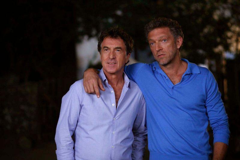 Vincent Cassel e François Cluzet