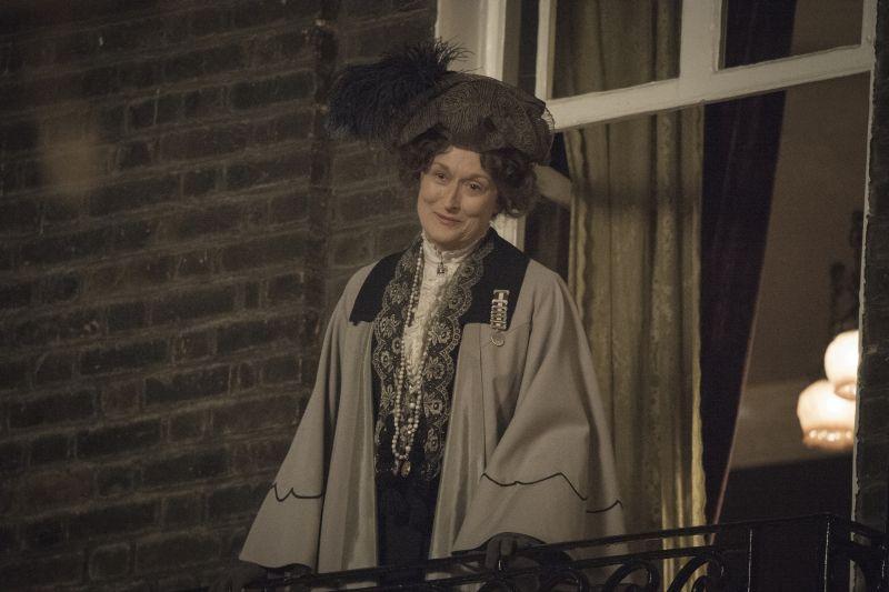 Meryl Streep è Emmeline Pankhurst