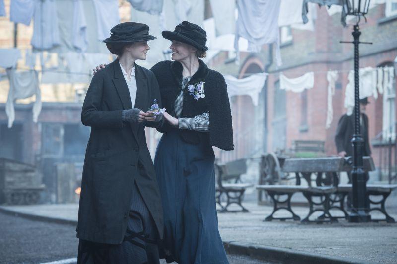 Maud e Viola (Anne-Marie Duff)