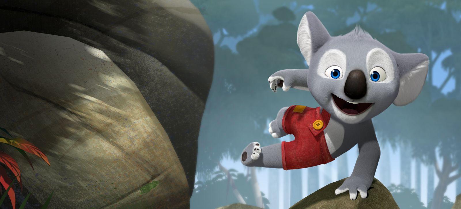 Billy il koala da cucciolo a eroe cameralook
