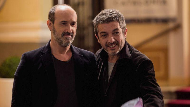 Ricardo Darin e Javier Cámara (foto di Maku López)