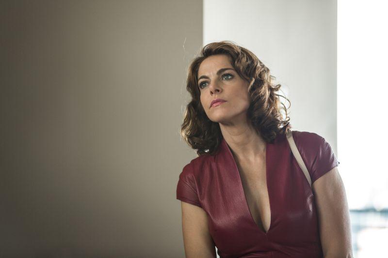 Claudia Gerini è Fabiola