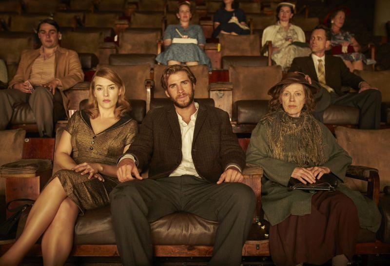 Kate Winslet, Liam Hemsworth e Judy Davis