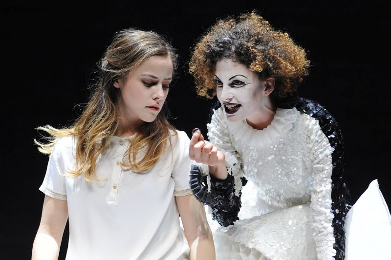 Camilla Semino Favro e Arianna Di Stefano (foto di Achille Le Pera)