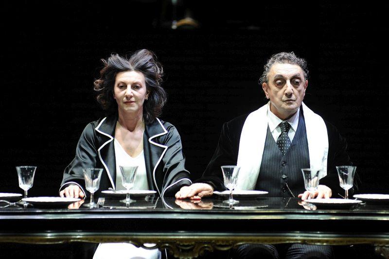 Sandro Lombardi e Debora Zuin (foto di Achille Le Pera)