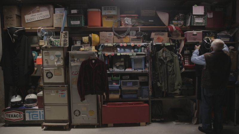 Il magazzino di Emilio a Cassino