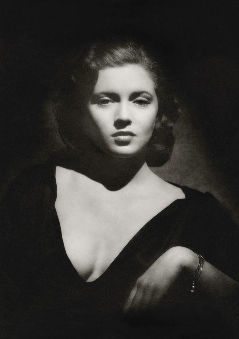 Lana Turner by Madison Lacy, 1937. Warner Bros © John Kobal Foundation