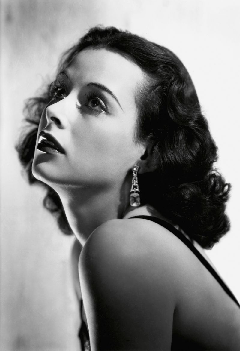 Hedy Lamarr by Robert Coburn, 1938. Columbia Pictures © John Kobal Foundation