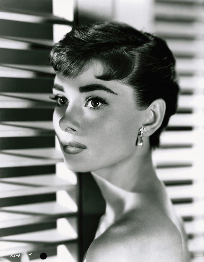 Audrey Hepburn by Bud Fraker for Sabrina Fair, 1954. Paramount Pictures © John Kobal Foundation