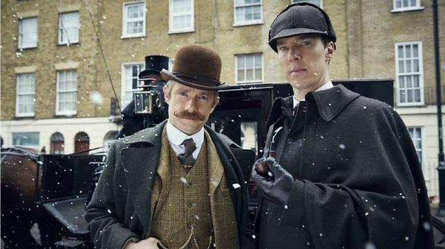 """In """"Sherlock - L'Abominevole Sposa"""""""