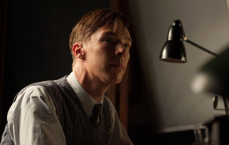 """Benedict Cumberbatch in """"The Imitation Game"""""""