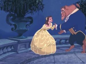 """La Bella e la Bestia"" (foto Walt Disney)"