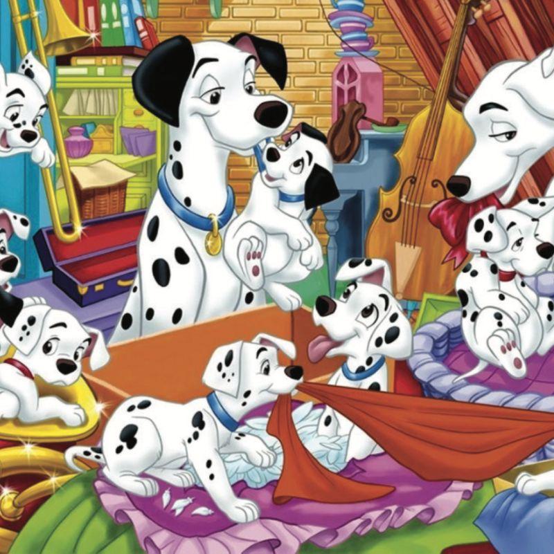 """La Carica dei 101"" (foto Walt Disney)"