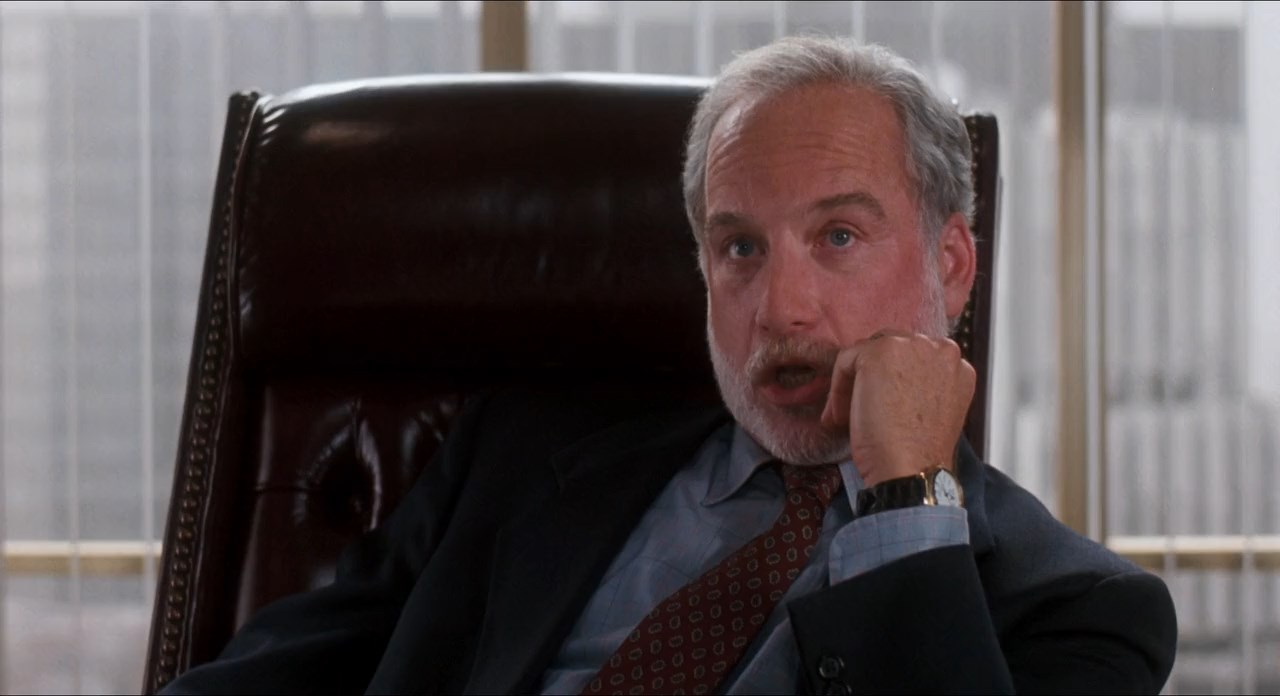 Richard Dreyfuss è il Dott. Leo Marvin