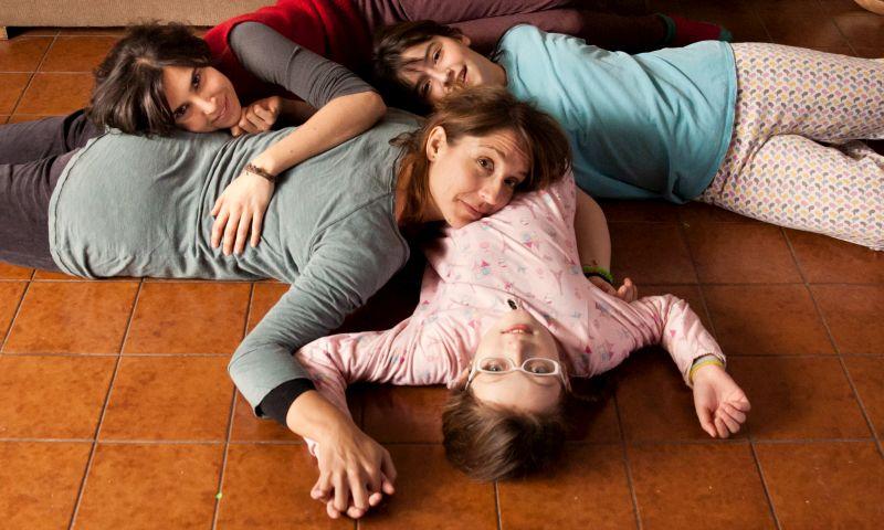 Agustina Muñoz, Mariana Loyola, Julia Lübbert, Emilia Ossandón