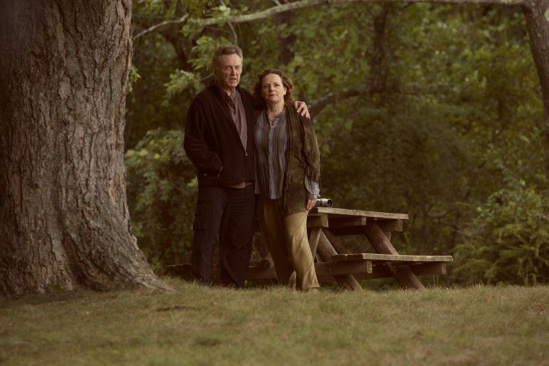 Christopher Walken e Maryann Plunkett