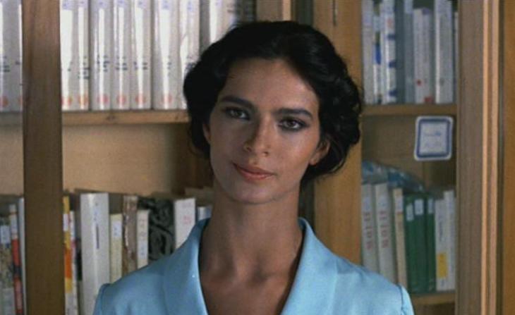 """Una giovane Laura Morante in """"Bianca"""" di Nanni Moretti"""