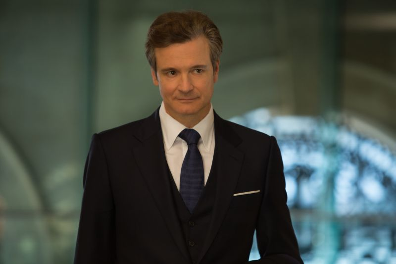 Colin Firth (photo credit: Giles Keyte)