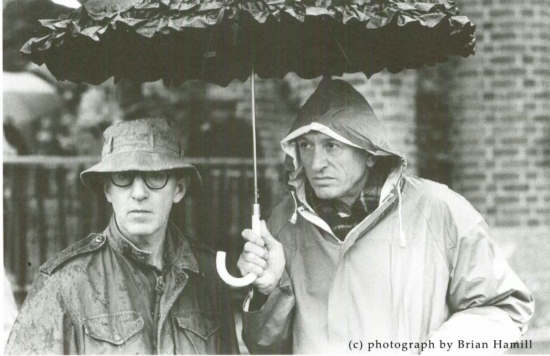 Con Woody Allen