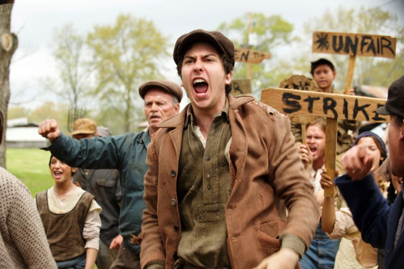 """In Dubious Battle"""