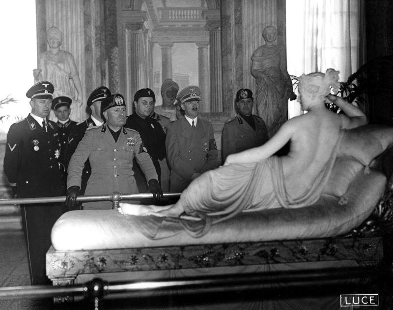 """""""L'Uomo Che Non Cambiò la Storia"""""""