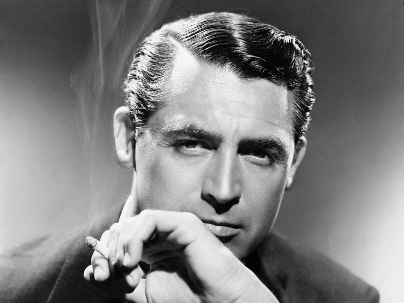 Cary Grant, il fascino