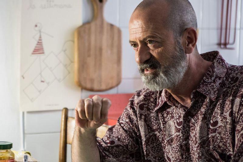 Rocco Papaleo è lo zio Franco (photo credit: Loris T. Zambelli)