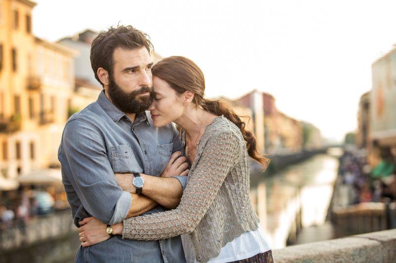 Edoardo Leo e Anna Foglietta (photo credit: Loris T. Zambelli)
