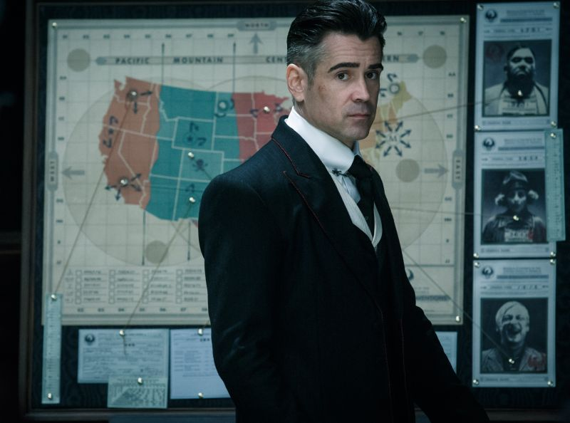 Colin Farrell è Graves (© 2016 WARNER BROS ENTERTAINMENT INC. ALL RIGHTS RESERVED Photo Credit: Jaap Buitendijk)