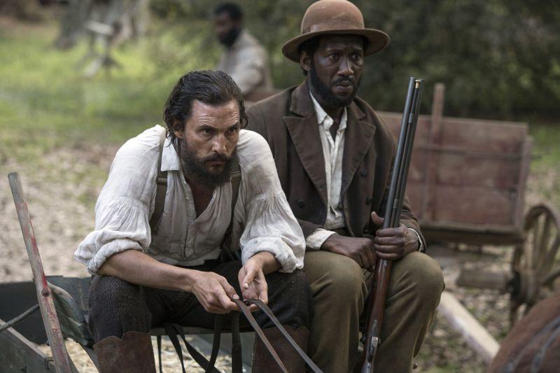 Matthew McConaughey e Mahershala Ali