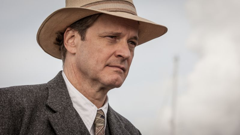 Colin Firth è Maxwell Perkins
