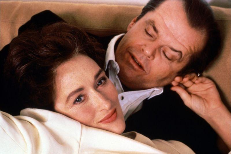 Meryl Streep e Jack Nicholson