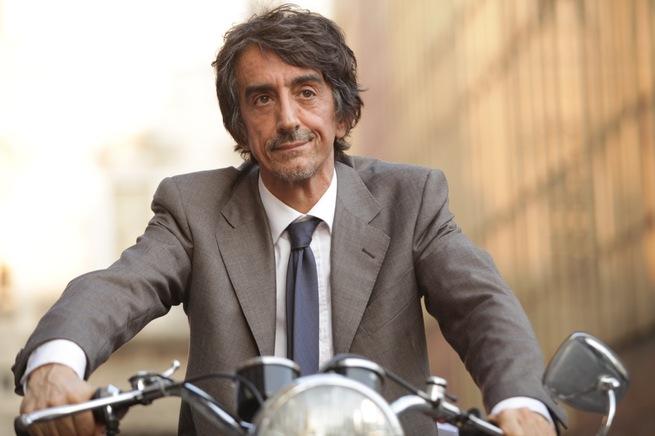 """Sergio Rubini in """"Il Mio Vicino del Piano di Sopra"""""""